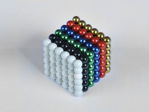 NeoCube & Bucky Ball Magnet