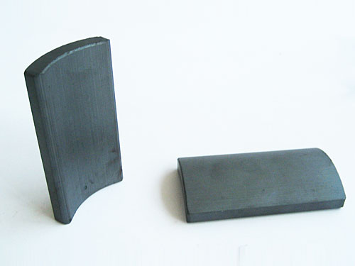 Ferrite Arc Segment Magnets(Motor Magnets)