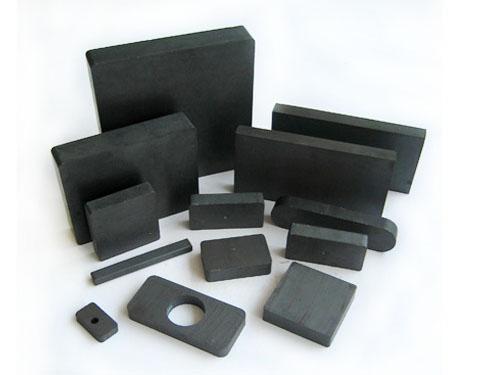 Ferrite Magnet Block Sen Magnetics