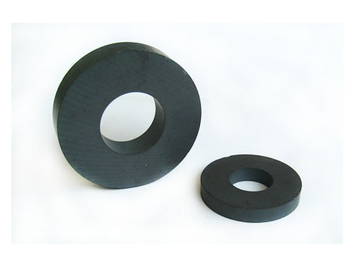 Ferrite Ring Magnets(loudspeaker Magnets)