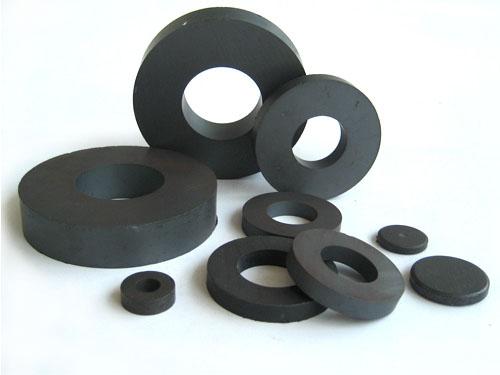 Buy Online Ferrite Magnet Ring