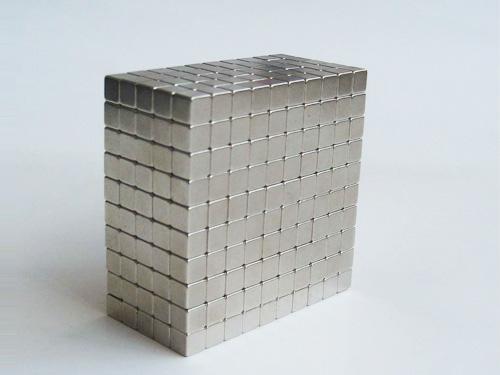 NdFeB Magnet Cube