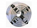 4-Jaw independent lathe chuck